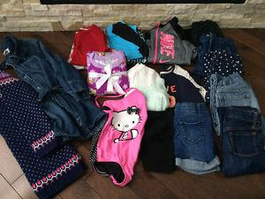 Girls Clothes Size 6/6x