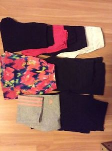 Girls capris and pants. Girls size 7/8