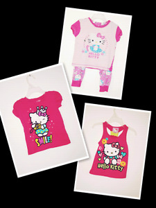 HELLO KITTY * T's and PJ'S * 2T