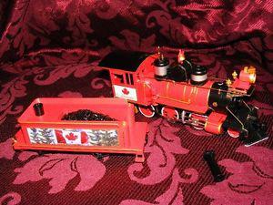 HO Scale Bachmann O'Canada Locomotive and Tender