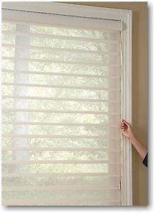 Hunter Douglas Silouette window shade