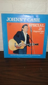 Johnny cash record from  for sale in north battleford