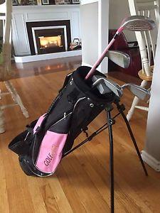 Jr Girls golf club set