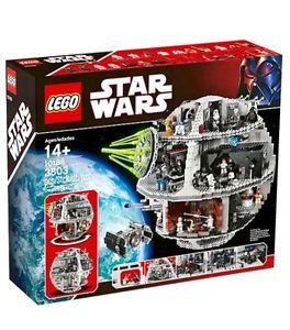 Lego Star Wars  Death Star - Retired