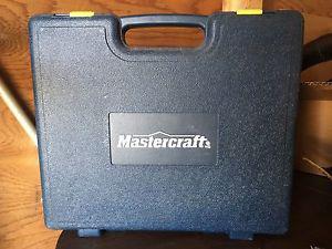 Mastercraft tap and die set