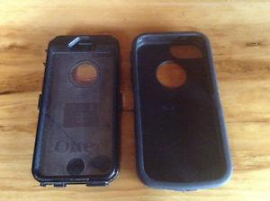 Otter box case for iPhone 5/5s.