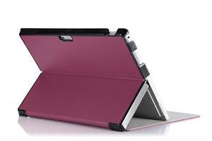 Surface Pro 3 Moko Case Purple & Screen protector