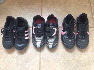 Wanted: Soccer cleats