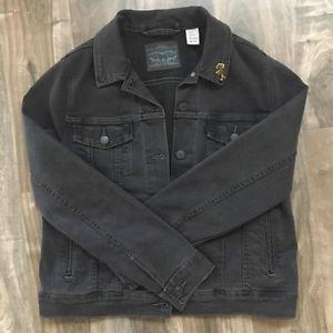 Womens Denim Levis Jacket