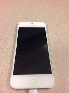 iPhone 5 locked to Telus