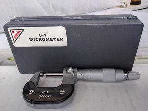 """0 - 1"""" Micrometer - """""""