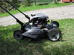 """22"""" gas lawn mower for sale"""