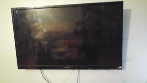 """46"""" flat screen TV"""