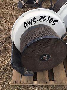 Air reel blower fans