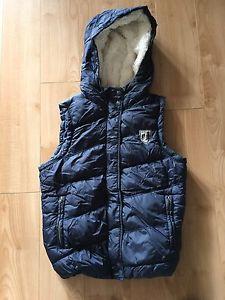 American eagle vest size small