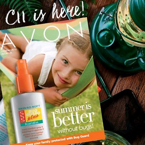 Avon Bug Spray - Order yours today!