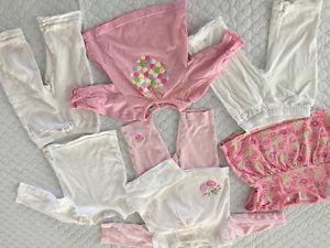 Baby Girl Clothes 3-6 mos