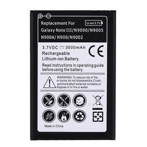 Battery For Samsung Galaxy Note 3 - NEW