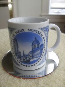 "Beautiful Collector's Mug...Porcelain....""Le Vieux"