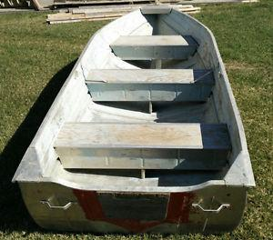 Boat & Motor