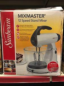 Brand New MixMaster 12 Speed Stand Mixer