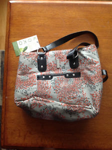Brand new insulated lunch tote with tags