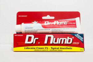 Dr dumb numbing cream for painless tattoos