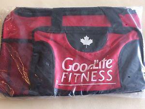 Good Life Fitness Gym Bag For Sale