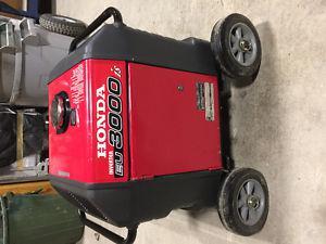 Honda EUis Inverter/Generator