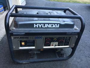 Hyundai  watt generator