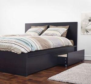 IKEA Bed Frame & Kingsdown Queen Mattress - Burnaby