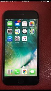 Jet black iPhone gb