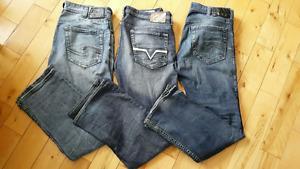 Men's Silver & Buffalo Jeans