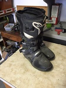 Men's dirt bike boots