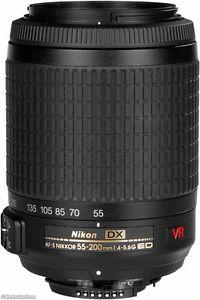 NIKON AF-S DX  f / 4-5.6 G / MINT