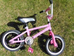 "NORCO 12"" Girls Bike with Training Wheels"