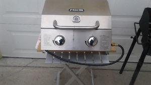 NXR stainless steel portable BBQ