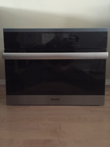 """Never used Miele 24"""" Convectional Oven"""
