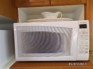 panasonic genius inverter microwave manual