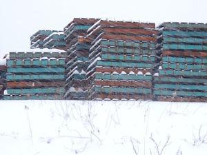 Steel pallets for sale