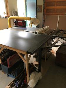 Table Saw Set