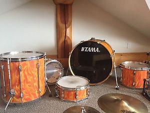 Tama 5 piece Drum Kit