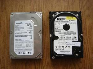 "USED 3.5"" IDE hard drive sale"
