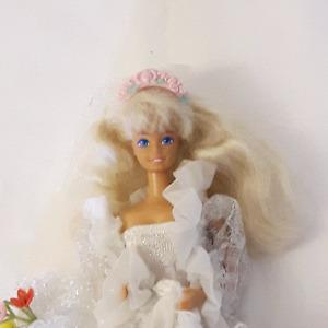 Vintage Wedding Barbie from Mid 80's