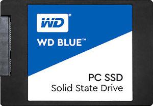 WD Blue 500B Internal SSD Solid State Drive, 2.5 Inch