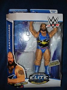 WWE / WWF elite - Earthquake wrestling action figure