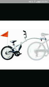 Wanted: Bike attachment! Like NEW