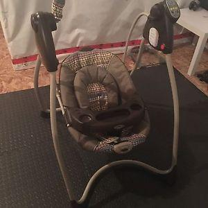 Wanted: Graco Baby Swing