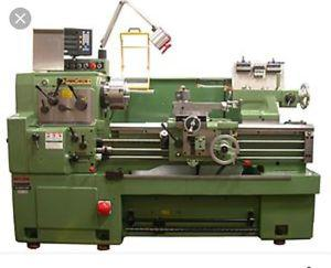 Wanted: Metal working machinery