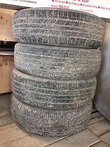 Weather max tires -  Honda CRV